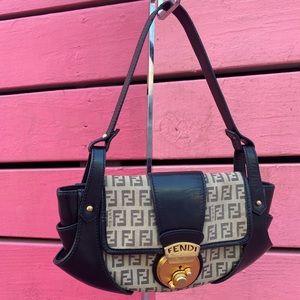 Fendi Passaspala Zuchino Mini shoulder bag